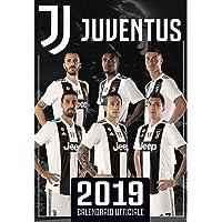 calendario JUVENTUS 2019 UFFICIALE - (29x42)