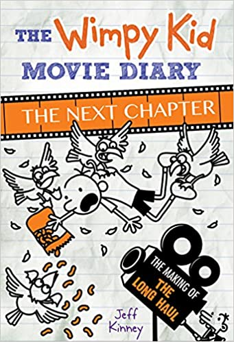 The wimpy kid movie diary the next chapter diary of a wimpy kid the wimpy kid movie diary the next chapter diary of a wimpy kid jeff kinney 9781419727528 amazon books solutioingenieria Choice Image