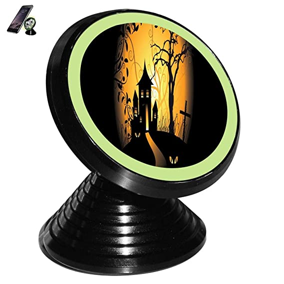 Amazon Com A Path Leading To The Castle Magnetic Vehicle Mounted