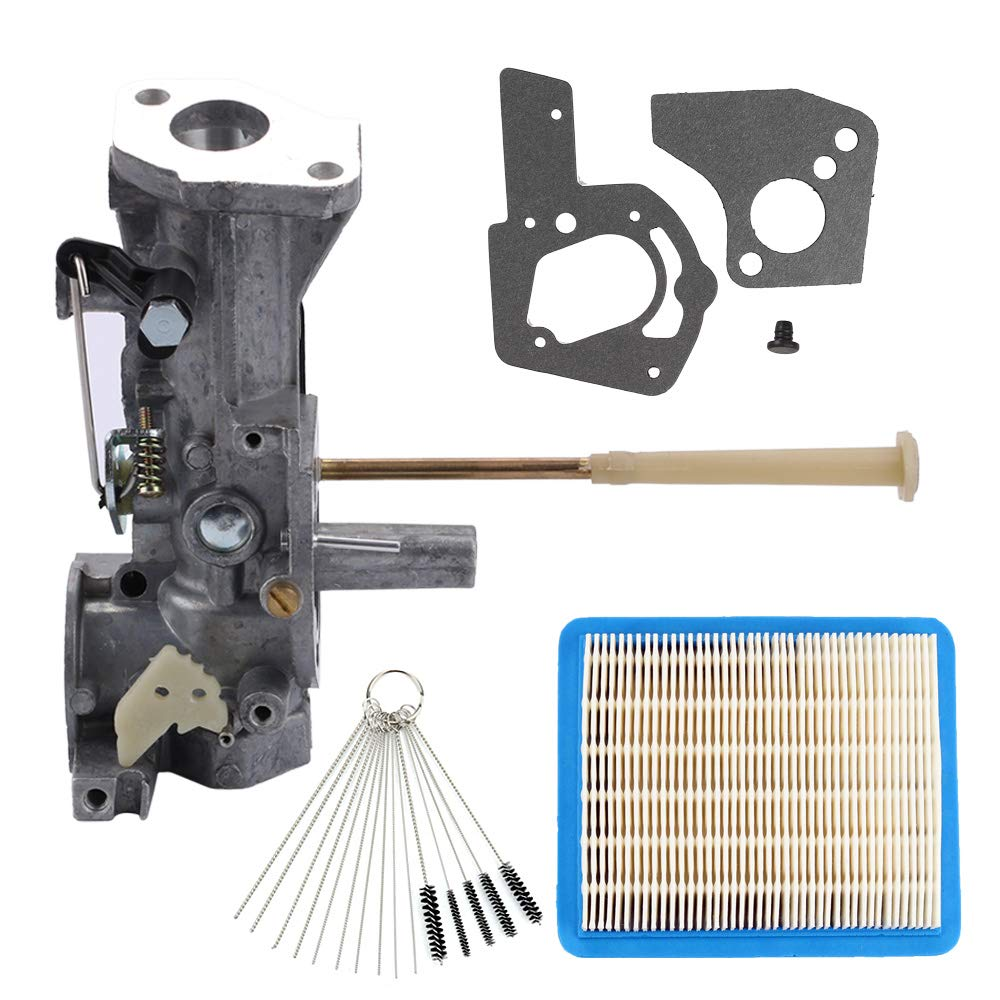 Yermax 498298 Carburetor with Air Filter Kit for Briggs & Stratton 692784 495951 492611 490533 495426 Carb