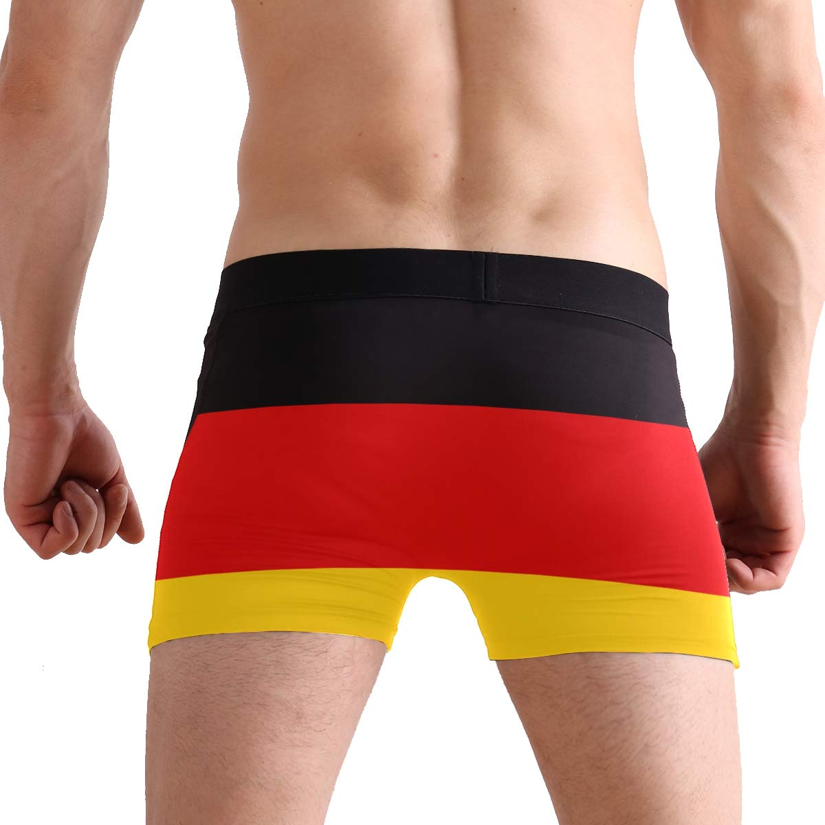 Abbylife Flag Mens Underwear Boxer Breathable Underpants Briefs S-XL