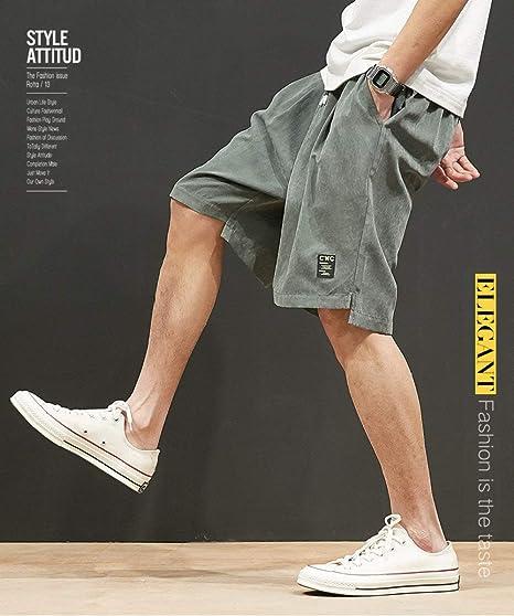 Pantaloncini Da Uomo Con Stampa Al Ginocchio Lunghezza Elastica In Vita Con Taschino Da Uomo Casual Pantaloncini Verdi Moda Spiaggia Compression Pantaloncini Da Uomo,Pantaloncini Da Uomo Con Tasche
