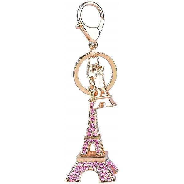 Amazon.com: Cute Adornment 3d Eiffel Tower French Souvenir ...