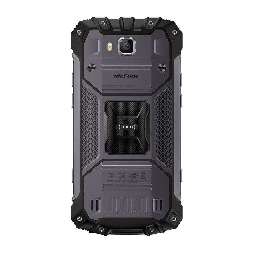 the latest d716b 4064f Ulefone ARMOR 2 Rugged Tough 4G Smartphone 5.0 inches Android 7.0 IP68  Waterproof Shockproof Dustproof 6GB RAM 64GB ROM 16MP & 13MP Cameras NFC  OTG ...