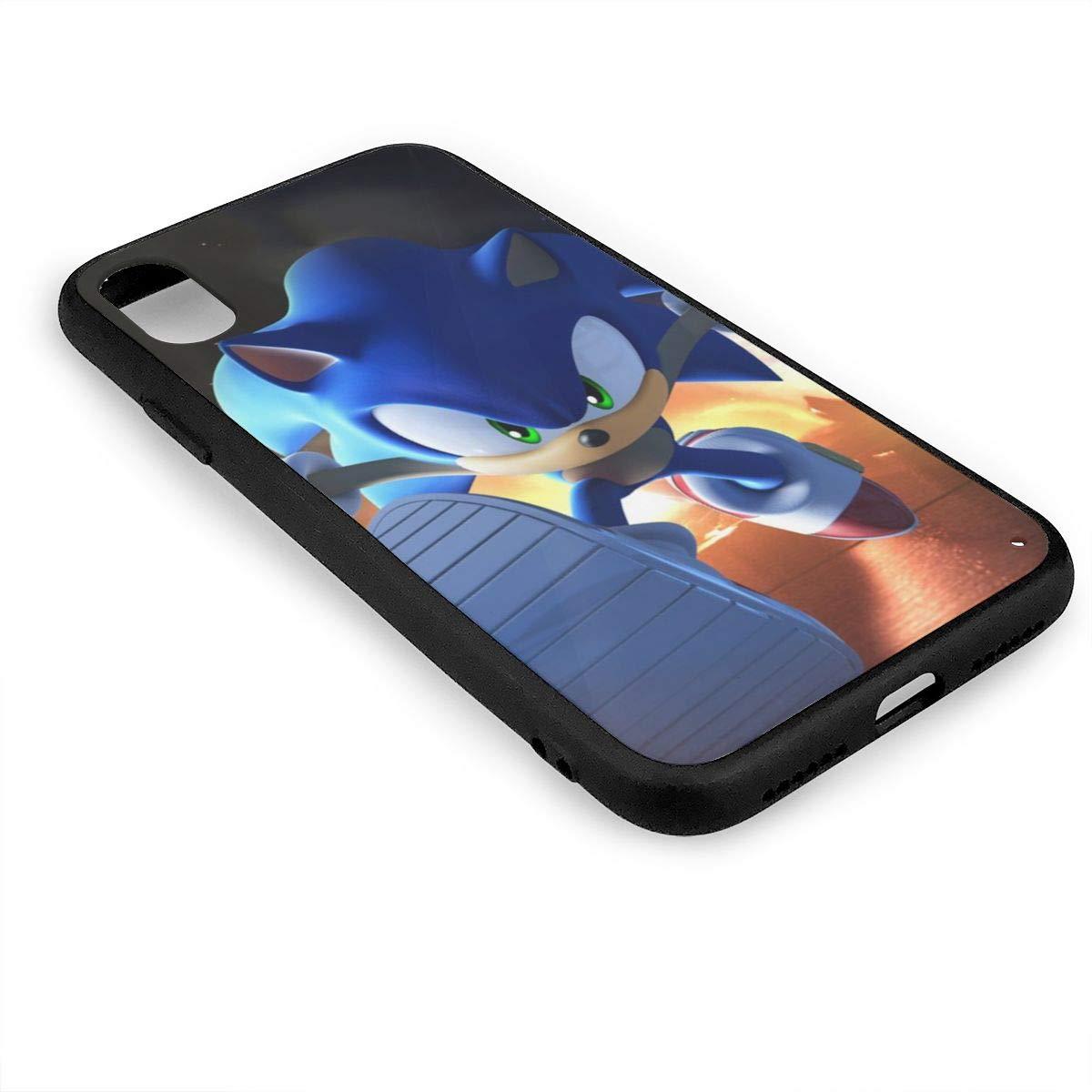 Sonic The Hedgehog 11 - Carcasa para iPhone X (Poliuretano ...