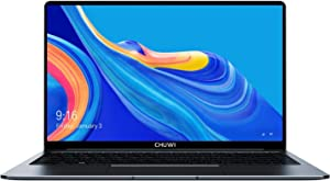 CHUWI LapBook Pro 14.1 inch Windows 10 Laptop, 1080P Laptop Computer with Intel Gemini-Lake N4100 8GB RAM / 256GB SSD, Support Linux, 4K, BT 4.0, Dual WiFi