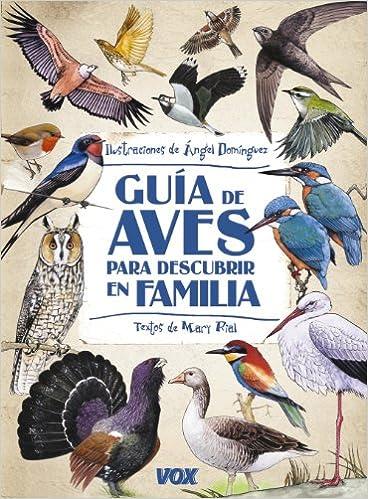 Guía de aves para descubrir en familia Vox - Infantil / Juvenil ...