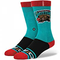 Stance Denver Nuggets Hardwood Classics Logo NBA Socken Blau