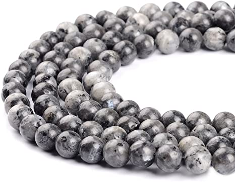 S Genuine Labradorite 4.5-5mm Heishi beads 14 long strand Size varies