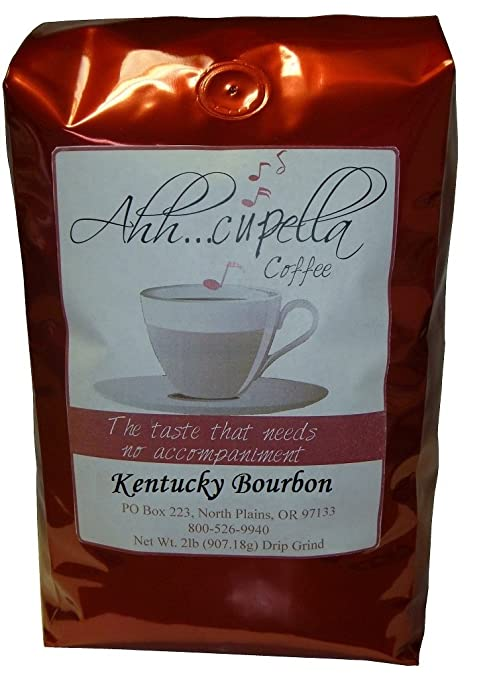 Review Ahh..Cupella Premium Gourmet Kentucky Bourbon Ball Flavored Whole Bean Coffee, 32oz bag