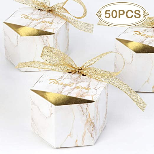 48 WHITE PARTY FAVOR TREAT BOXES BAG GREAT FOR BIRTHDAYS WEDDING BABY SHOWER