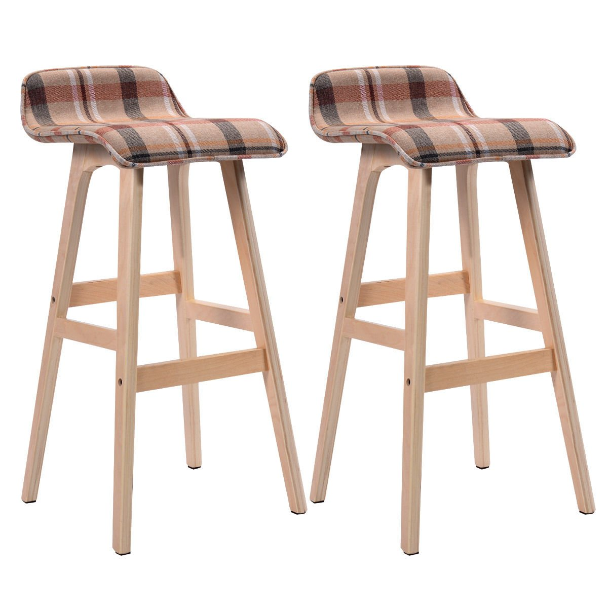17 Best Wooden Bar Stools Natural Rustic Wood Kitchen