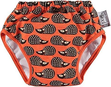 Close Pop-In 658452Training Pants, Hedgehog, Large