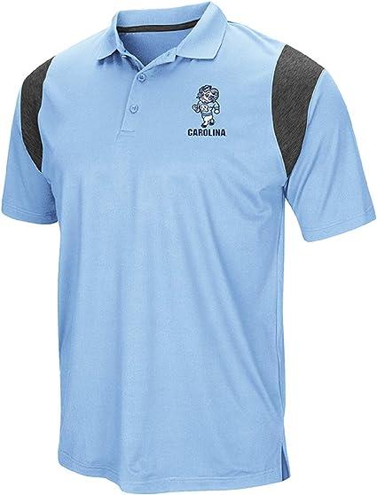 Colosseum Penn State Nittany Lions Mens Blue Friend Polo Shirt