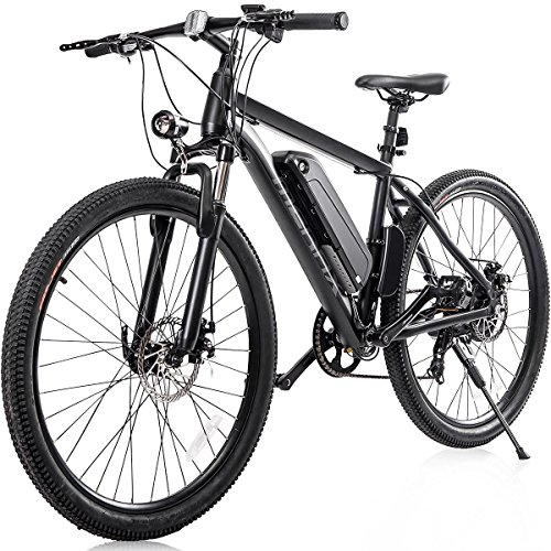 Merax Aluminum Electric Mountain Bike