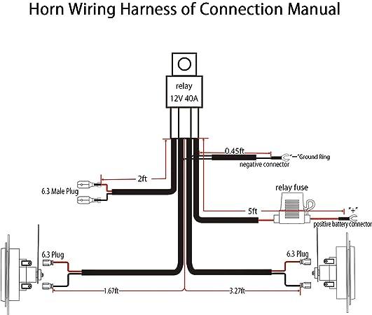Piaa Horn Wiring Diagram Elevator Recall Wiring Diagram For Wiring Diagram Schematics
