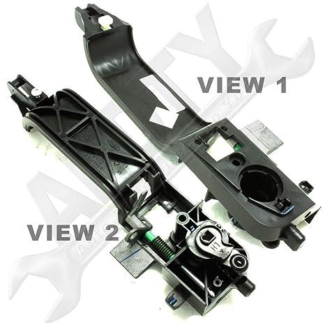 Amazon.com: 6S4z5426685c Ford Focus Left Front Door Handle ...