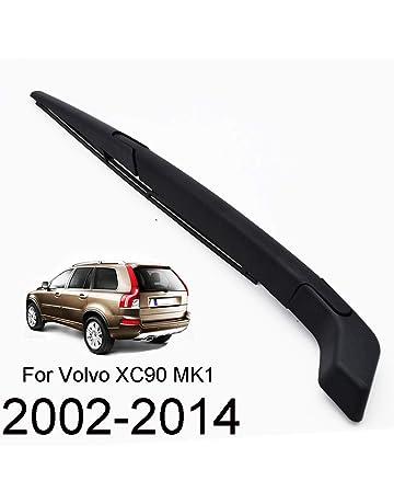 Xukey - Juego de limpiaparabrisas trasero y brazo para XC90 MK1 2002 2003 2004 2005 2006