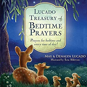 Lucado Treasury of Bedtime Prayers Audiobook