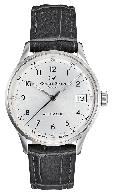 Damenuhr Original NEU Carl von Zeyten -Brandenberg- CVZ0016SL