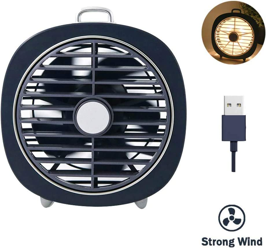 Homeleader 2-Speed Space Heater, Portable Fan Heater with Thermostat, Tabletop Floor Ceramic Heater for Office Small Space NSB-200AT