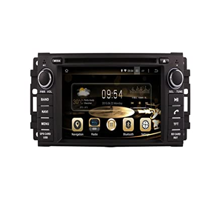 jeep commander radio stopped working