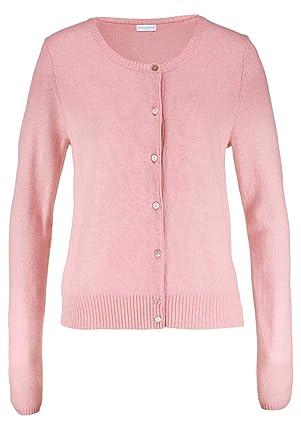 9705943fb76c Guido Maria Kretschmer Damen-Cardigan Peach (rosé)  Amazon.de ...