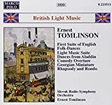 Tomlinson%3A First suite of English folk