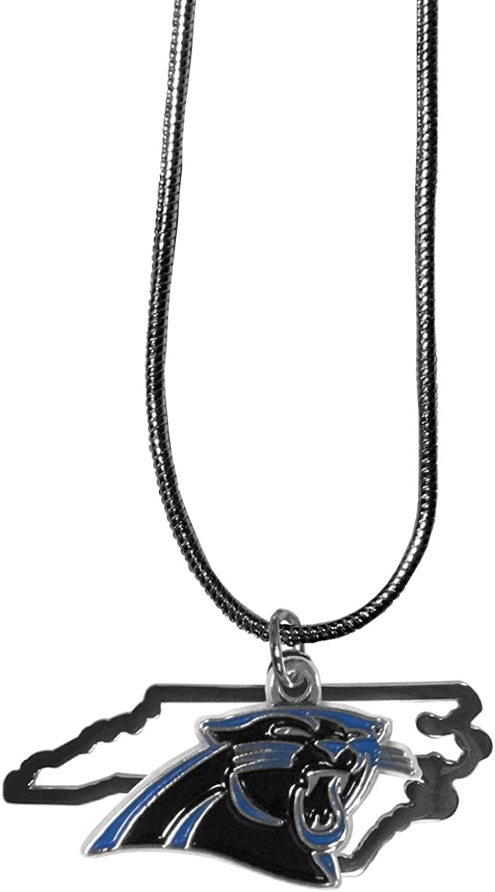 Siskiyou Sports NFL womens State Charm Necklace