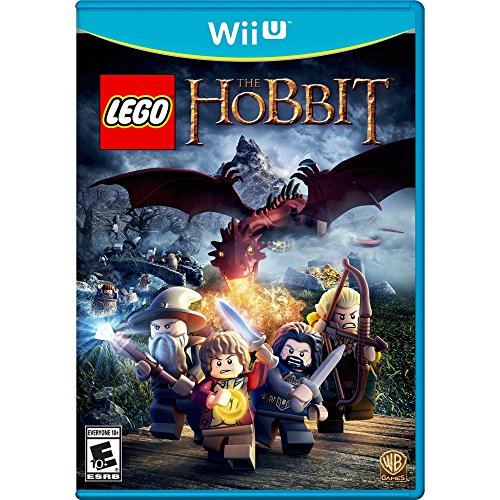 LEGO The Hobbit - Wii U (Lego Lord Of The Rings Nintendo Wii)