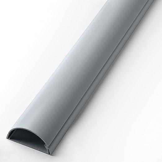 D-Line 1m Trunking 60x30mm R1D6030W