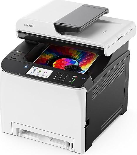 Ricoh Impresora láser Ricoh Aficio SP C262 SFNW D/S/K/F ...