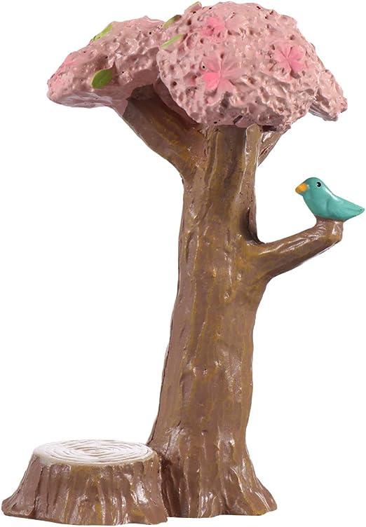 Fairy Dollhouse Mini Figurine Ornament Miniature Garden Bonsai Plant Decor DIY