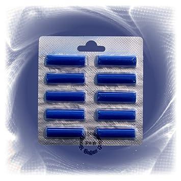 6014 Duftstäbchen Blau für viele Staubsauger />/>/> Kirby AEG Vorwerk Miele Bosch