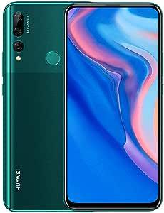 """Huawei Y9 Prime - Smartphone 6.59"""" (Pantalla LCD LTPS, 64 + 4 GB, Hisilicon Kirin 710F, Cámara 16M +8M+ 2M, Batería 4000 mAh) - Color Verde"""
