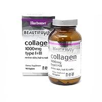 Bluebonnet Nutrition Beautiful Ally Collagen Caplets, Hydrolyzed Collagen from Grass...