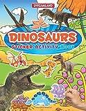Sticker Activity Books - Dinosaurs