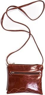 product image for Crystalyn Kae | Cha Cha Small Crossbody Bag - Ale Brown Vegan Leather