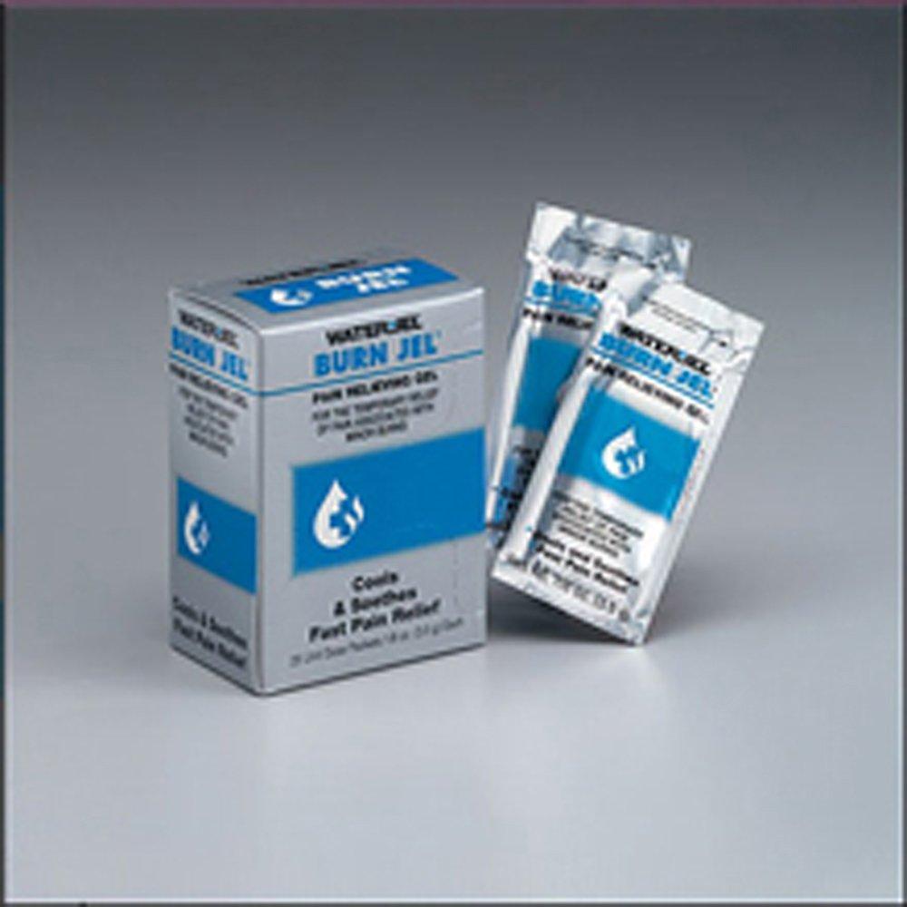 Water Jel Burn Jel burn relief- single dose- 3.5 gm pack- 25 per dispenser box