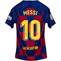 $959 » Lionel Messi Signed FC Barcelona Soccer Jersey BAS LOA