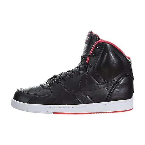 6e9f30bf7fc1 Nike Rt1 High 354024 003 Black Black- University Red (10)  Buy ...