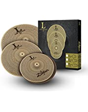 Zildjian L8 Low Volume 13/18 Cymbal Set
