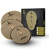 Zildjian L80 Low Volume 14/16/18 Cymbal Set