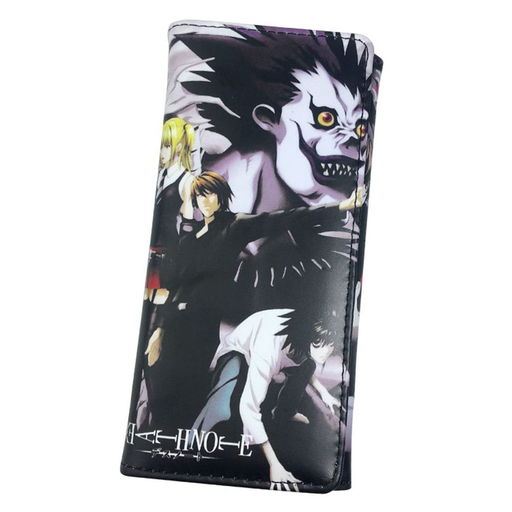 Gumstyle Death Note Anime Cosplay Long Wallet Coin Pocket Card Purse 2