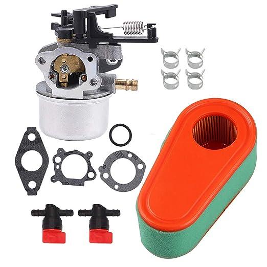 Fuel Li 591137 590948 carburador con Filtro de Aire, bujía ...