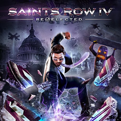 saints row iv reelected ps4 digital code