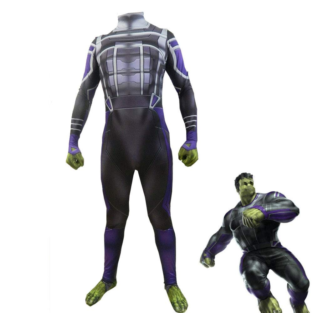 YXIAOL Traje De Cosplay De Superhéroe, Disfraz De Hulk De ...