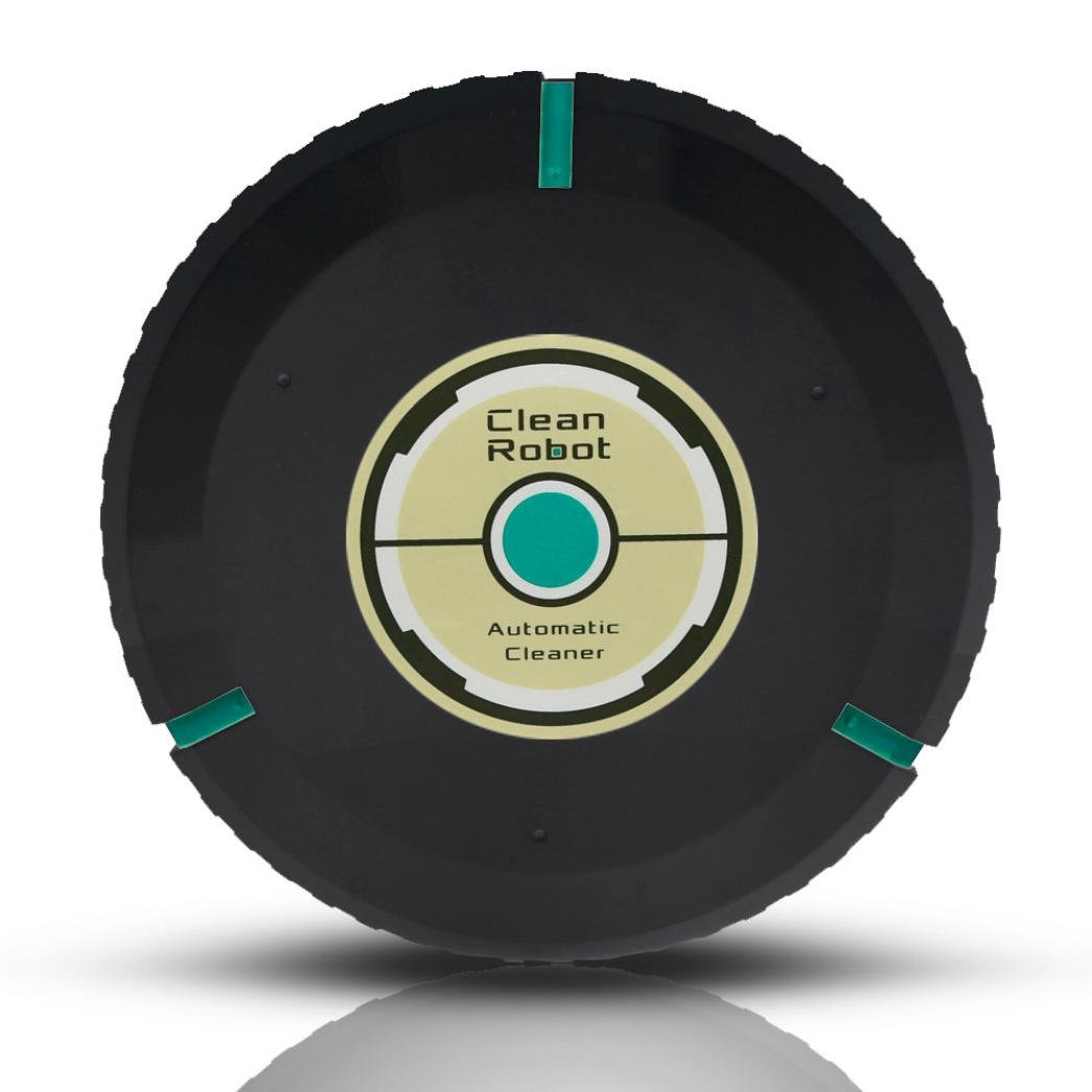 Robot aspirador inteligente de GussPower automático para pelo de mascotas, alérgicos, limpieza diaria, gran tecnología y poder de succión Negro: Amazon.es: ...