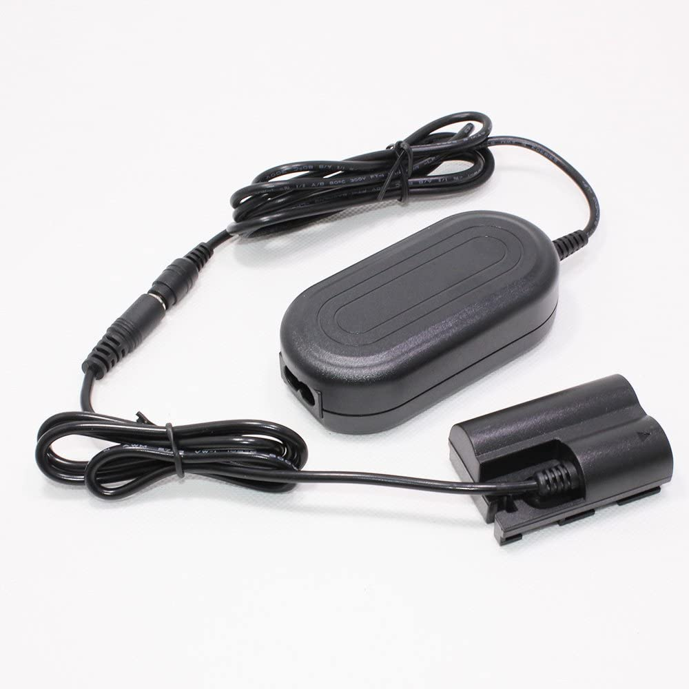 SinFoxeon ACK-E2 Replacement Power Charger Kit for Digital SLR Cameras Canon Rebel EOS 5D 10D 20D 20Da 30D 40D 50D D30