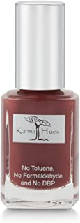 product image for Karma Organic Natural Nail Polish-Non-Toxic Nail Art, Vegan and Cruelty-Free Nail Paint (CARINA)